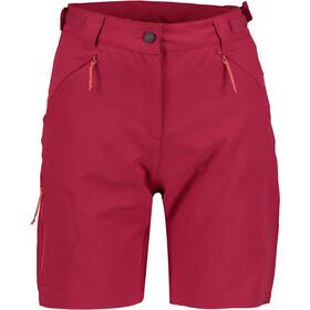 Icepeak Beaufort Shorts Women, rood